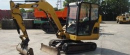 CATERPILLAR   CAT 302.5C