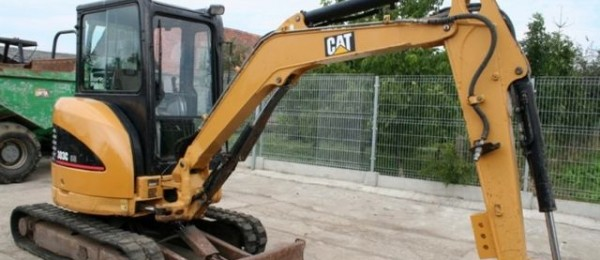 CATERPILLAR  CAT 303CR